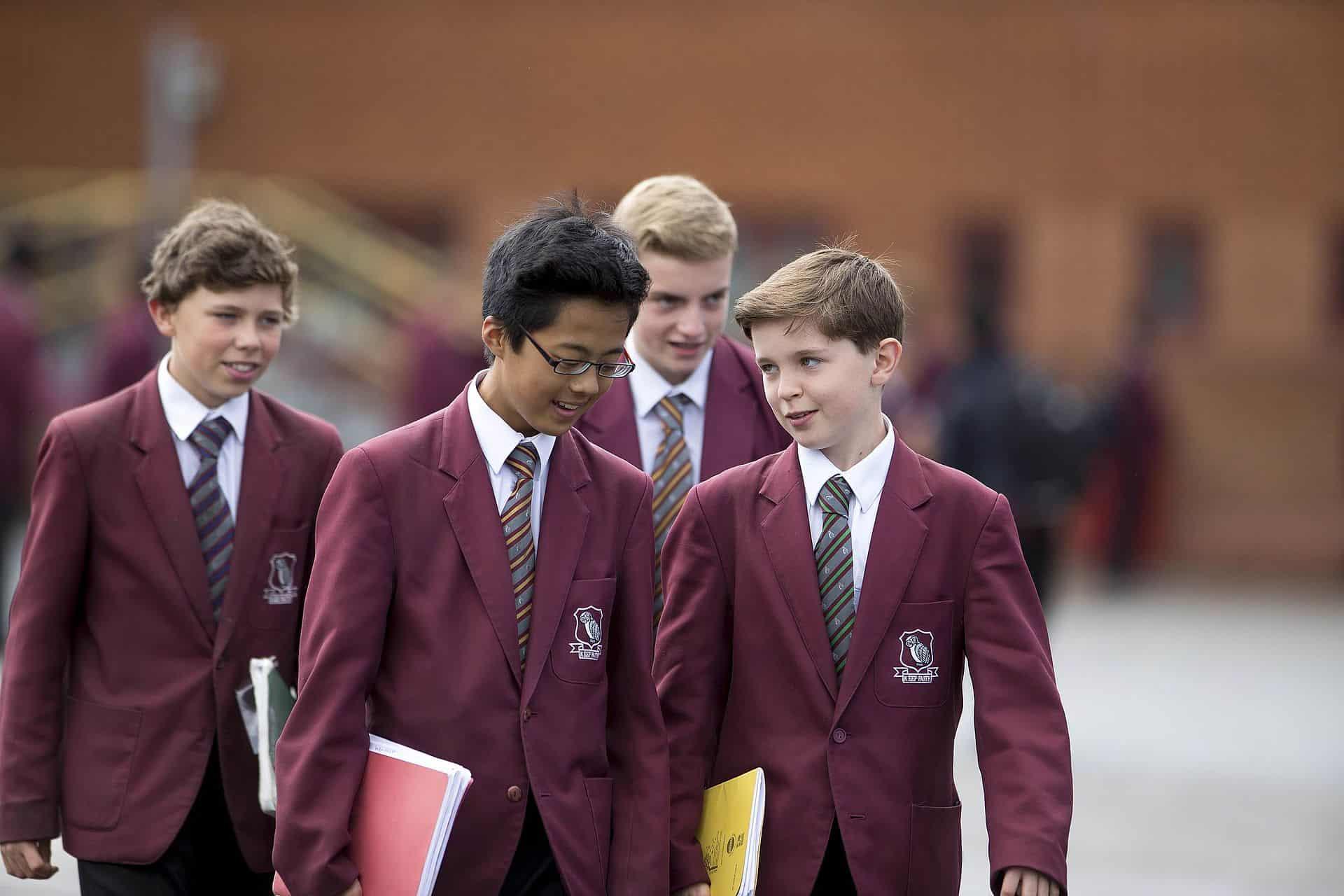 scoala in anglia pentru copii romani